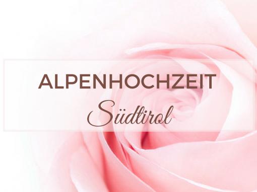 Alpenhochzeit Heike Klewer