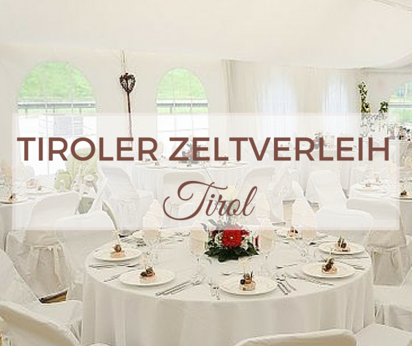 Tiroler Zeltverleih