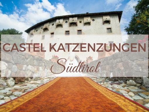 Castel Katzenzungen – Location /Heiraten in Südtirol / Schloss